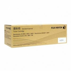 富士施乐CT202109原装墨粉筒黑色适用于DC236/DC286/236/286/336/2005/2055(计价单位:个)