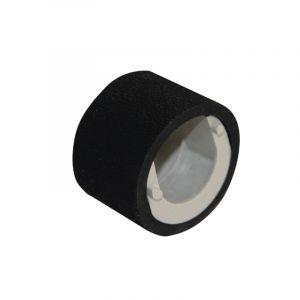 翔彩适用三星1610搓纸轮/4521纸盒搓纸轮施乐PE220搓纸轮黑皮软胶