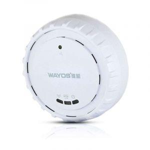 维盟(wayos)WAP-5001大功率吸顶式无线AP酒店宾馆商场企业POE+DC供电覆盖