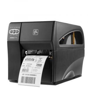 斑马(ZEBRA)ZT210(203dpi)工业型条码打印机不干胶标签打印机二维码打印机斑马无显示屏