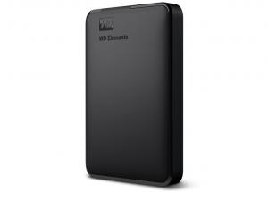 西部数据(WD)Elements新元素系列2.5英寸500G移动硬盘
