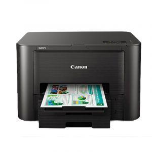 佳能(Canon)iB4180高速商用彩色喷墨无线打印机a4文档办公替代IB4080