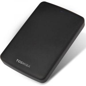 东芝(TOSHIBA)新小黑A2系列2TB2.5英寸USB3.0移动硬盘