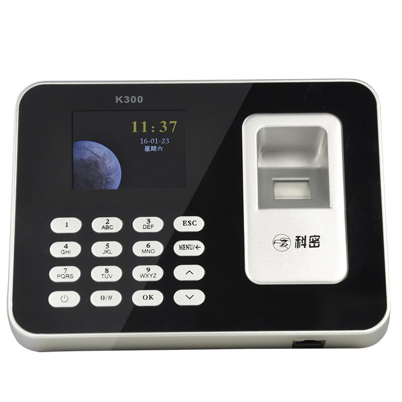 科密(comet)k300指纹考勤机打卡机网络版签到机远程管理u盘下载