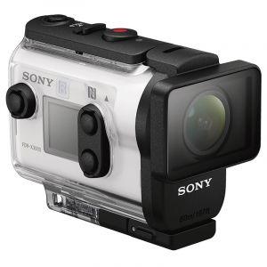索尼X3000酷拍运动相机/摄像机4K光学防抖60米防水壳3倍变焦