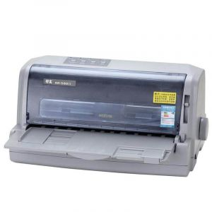 得实 DASCOM AR-580II 高效型24针82列平推票据打印机 针式打印机、425字/秒(单位:台)
