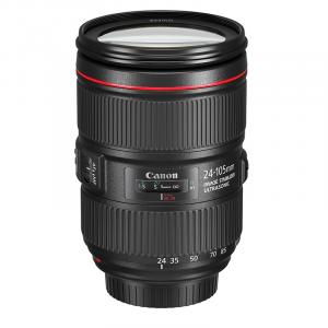 佳能 Canon EF 24-105mm f/4L IS II USM 标准变焦镜头