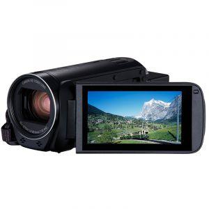 佳能(Canon) LEGRIA HF数码摄像机高清家用旅游会议教育培训DV摄像机专业婚庆摄像机 HF R86 黑色128G卡套餐