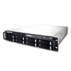 浪潮 NF5270m4   1*E5-2620V4(2.1GHZ/8C)/16GDDR4*4/4TB企业级SATA*5/八通道 SAS 高性能RAID-0820P(2GB缓存)/1000M*2/双电源/DVD刻录