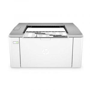 惠普(HP)LaserJet Pro 106w A4黑白激光打印机