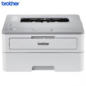 兄弟(BROTHER) HL-B2000D A4黑白激光打印机 34页/分钟高速打印 自动双面打印