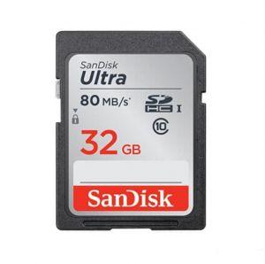 闪迪(SanDisk)32G SD储存卡80MB/S