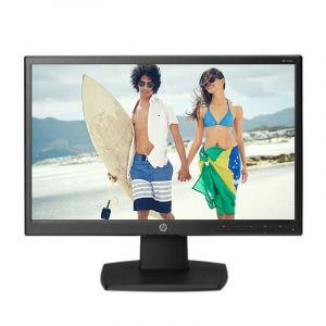 惠普(HP)V202b 19.5英寸液晶显示器 16:9宽屏 LED背光 VGA接口 TN面板 5ms 分辨率1600*900 三年保修