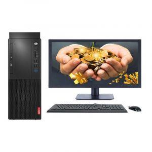 联想(lenovo)启天M420-D046(C) 台式计算机(i5-8500/B360主板/8GB/1TB/DVD光驱/180W电源/USB键鼠/智能云/win7 PRO/23.8寸显示器)