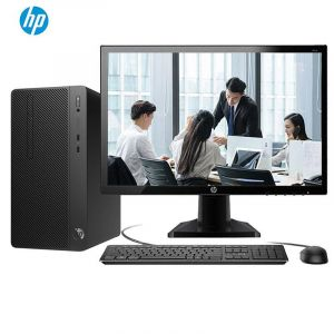 惠普(HP)HP 288 Pro G4 MT Business PC-N603524005A 台式计算机(I5 -8500/4G/1T/DVDRW/23.8寸显示器)